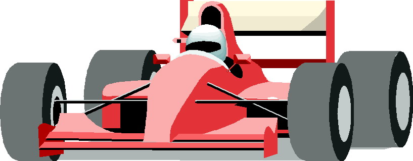 817x319 Racing Cartoon Race Car Clipart Cartoon Race Car Clip Art And 2 2