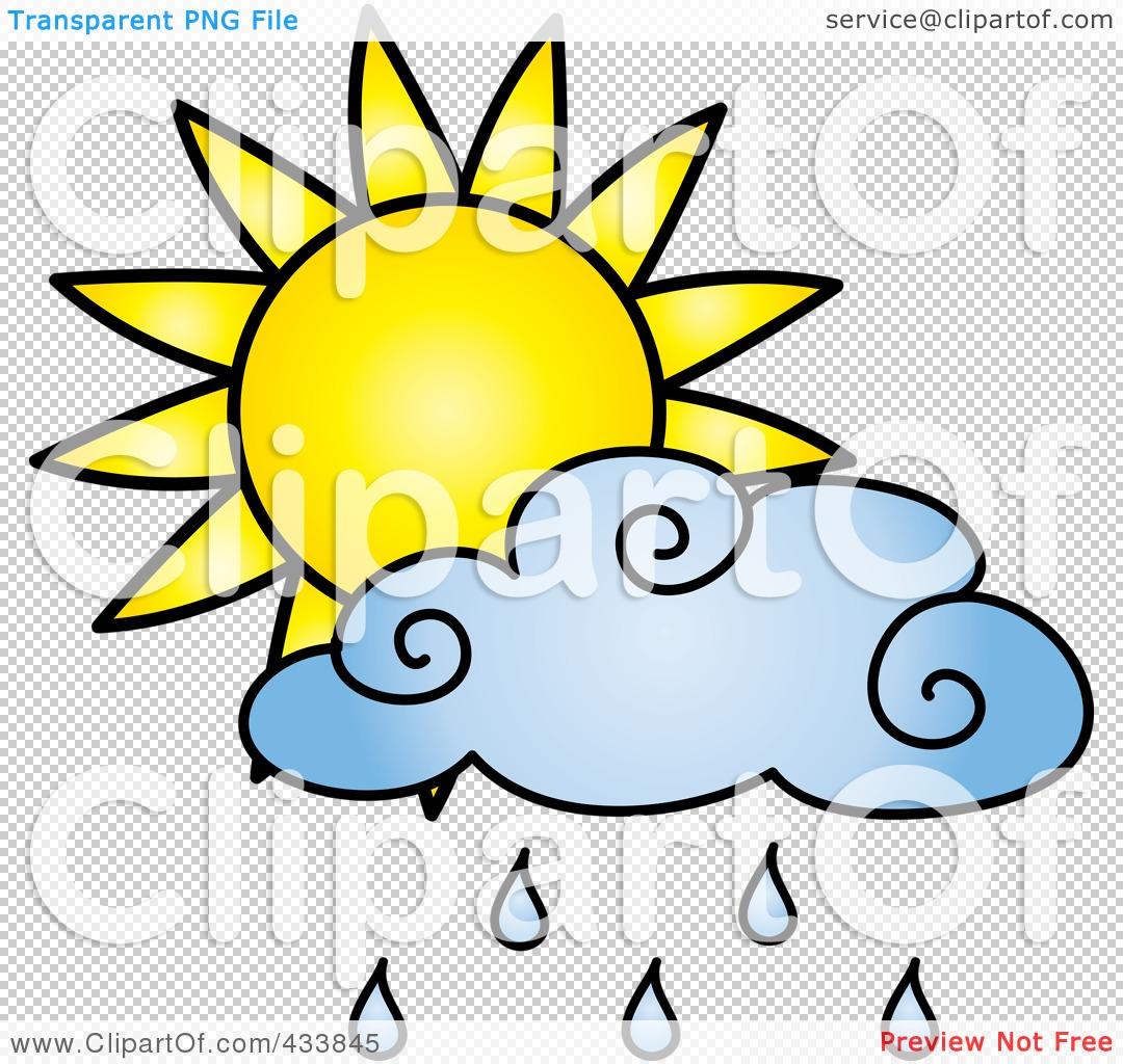1080x1024 Rain Clipart Sun Cloud