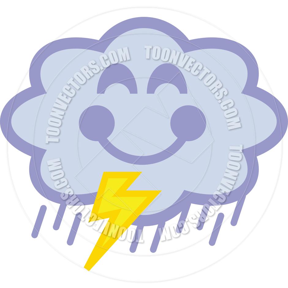 940x940 Thunder Clipart Cartoon