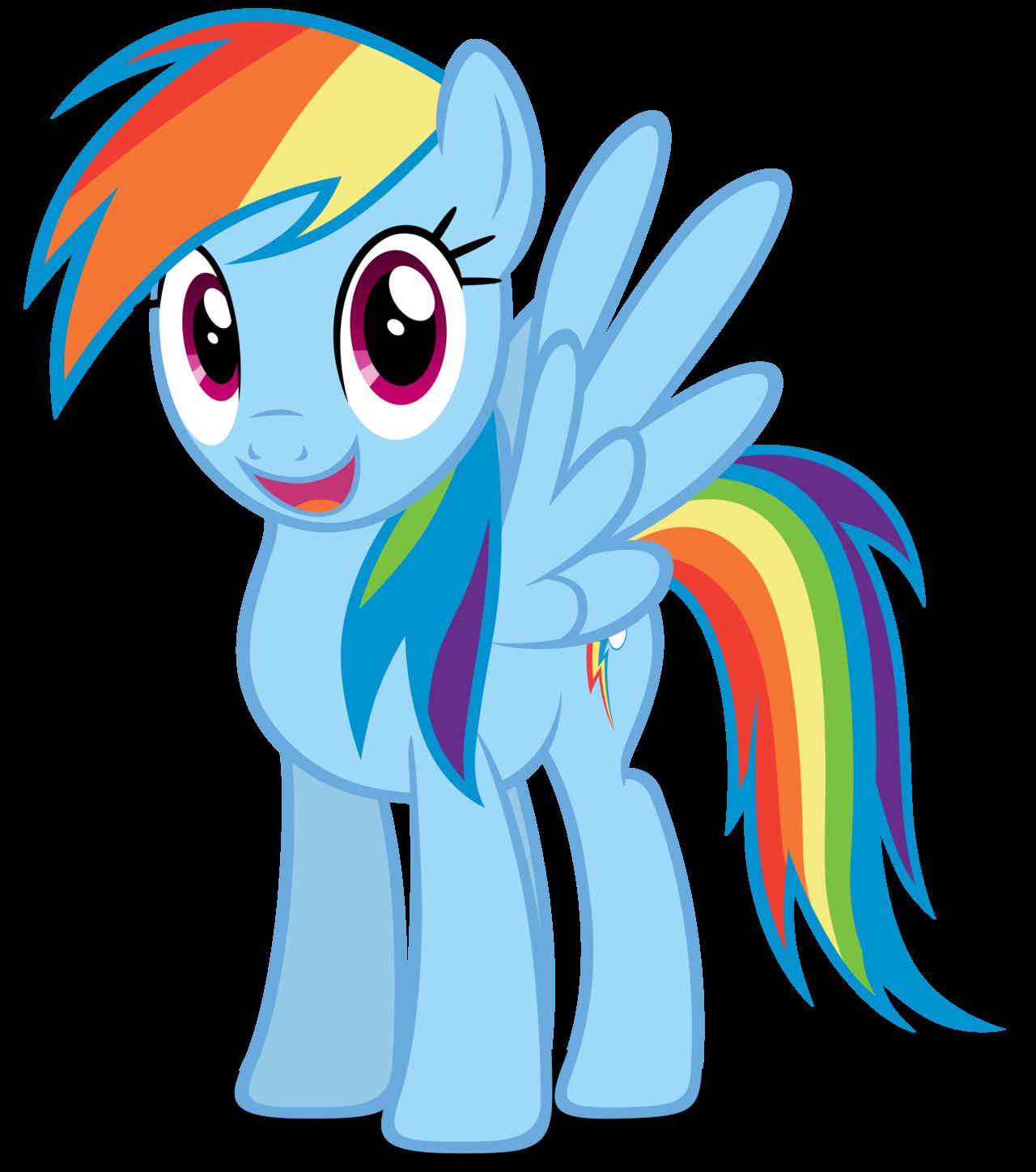 1280x1447 Rainbow Dash Cartoon Lover And Everything Wikia Fandom Powered