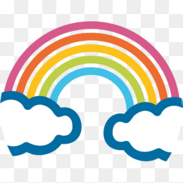 260x261 Cartoon Rainbow Png Images Vectors And Psd Files Free Download