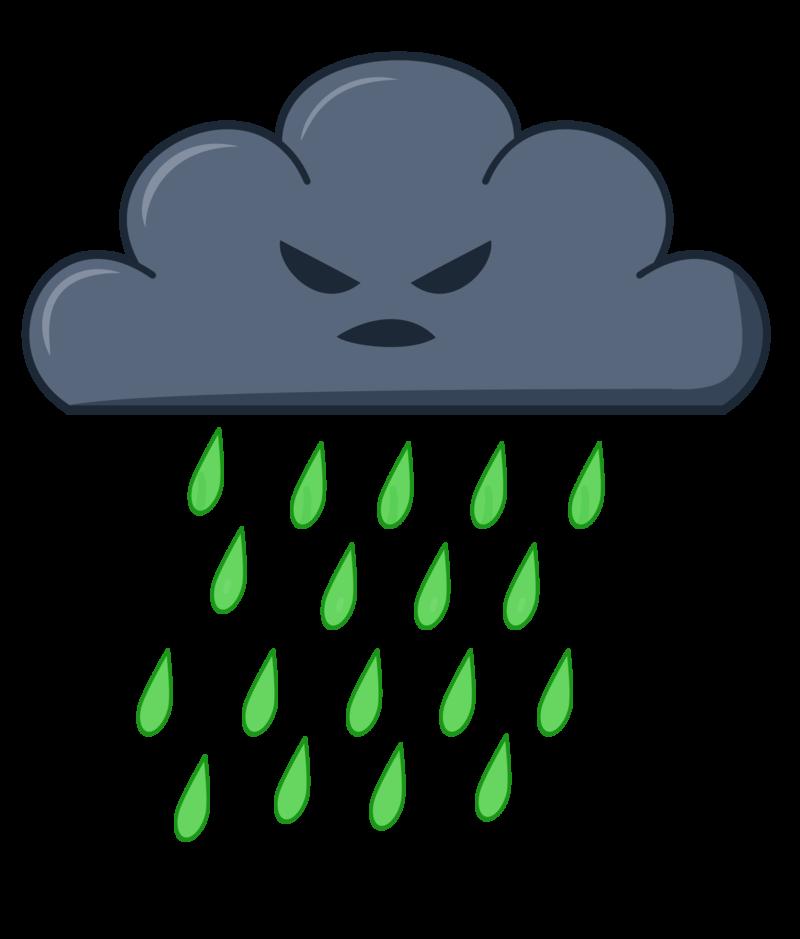 800x939 Acid Rain Cloud By Blackmoonrose13