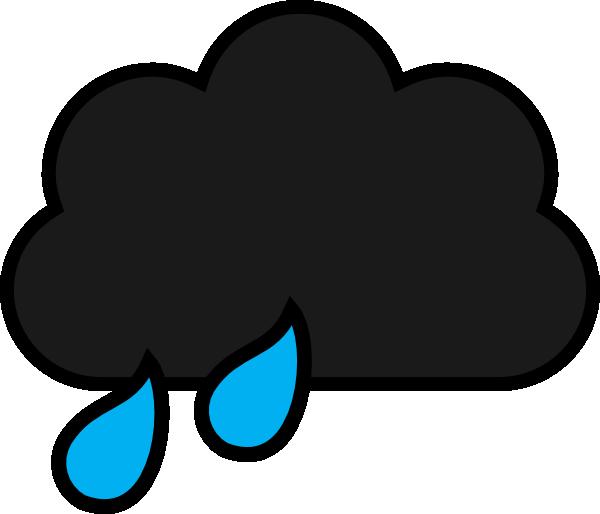 600x514 Rain Cloud Clip Art