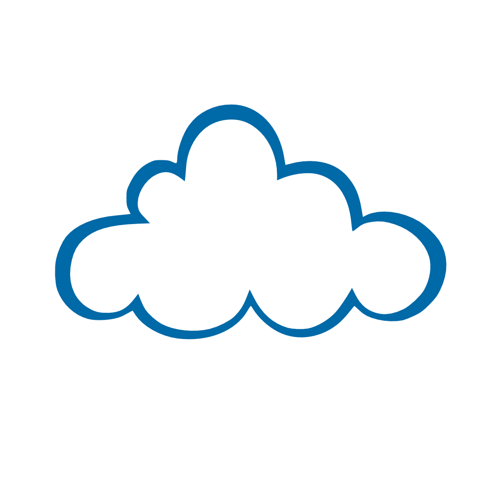 999x999 Animated Cloud Clipart