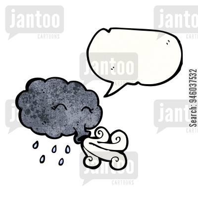 400x400 Rain Cloud Cartoons