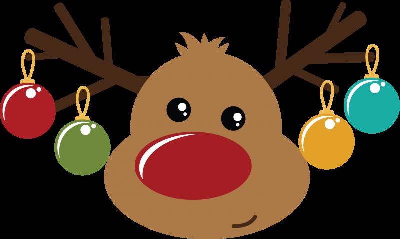 800x479 Reindeer Clip Art Library