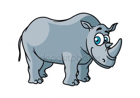 450x318 Rhino Strong Stock Vectors, Royalty Free Rhino Strong