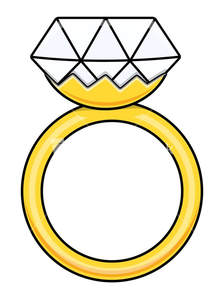 750x1000 Ring Clipart Cartoon