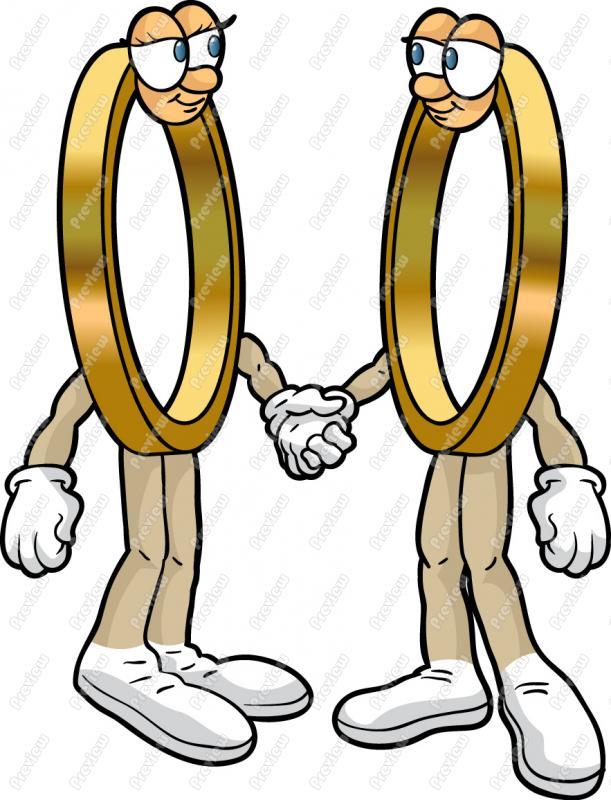 611x800 Wedding Rings Clip Art