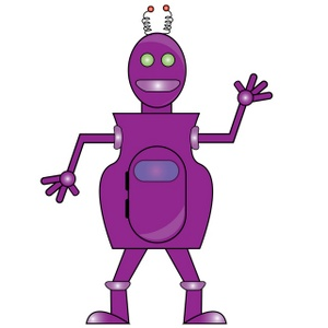 300x300 Free Robot Clipart Image 0515 1001 2620 1428 Acclaim Clipart
