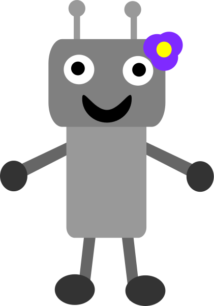 421x600 Free Robot Clipart 1 Page Of Free To Use Images Image