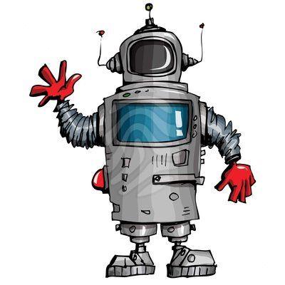 400x400 193 Best Clipart Robot Images Robot, Pictures
