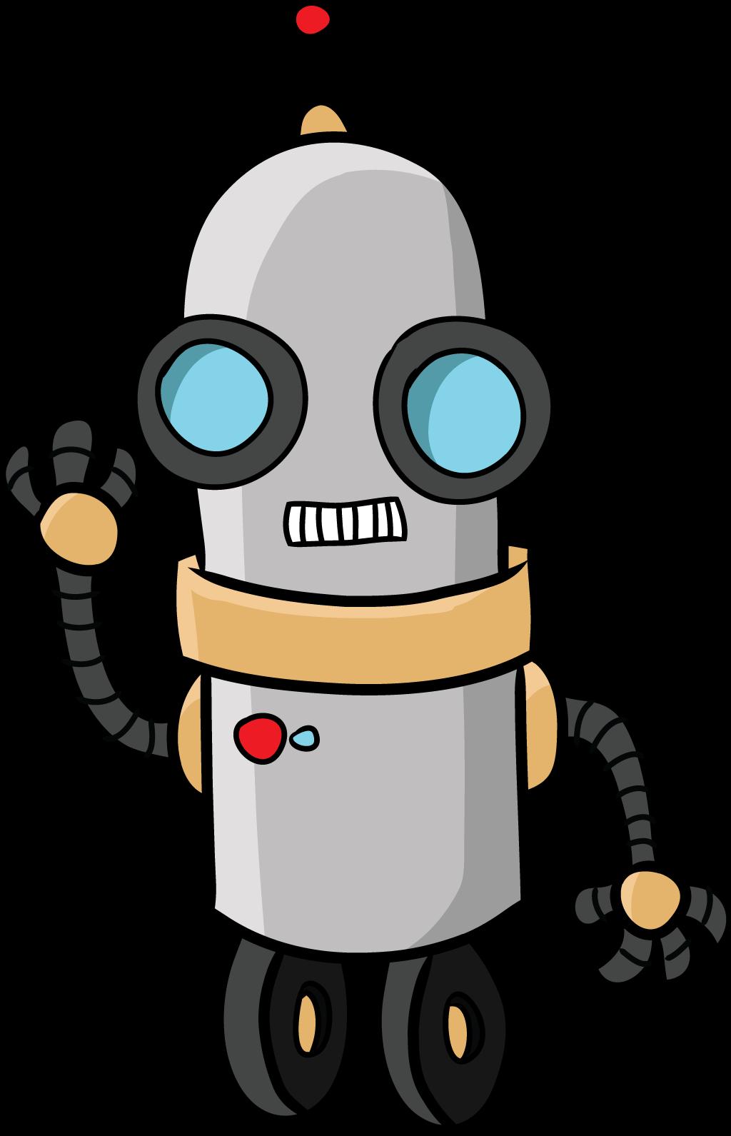 1024x1591 Robot Clipart Cartoon