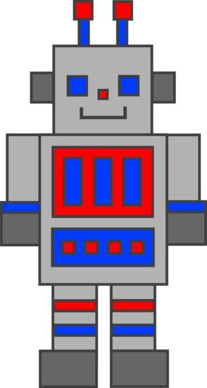 294x550 The Best Robot Clipart Ideas Mr Robot Deutsch