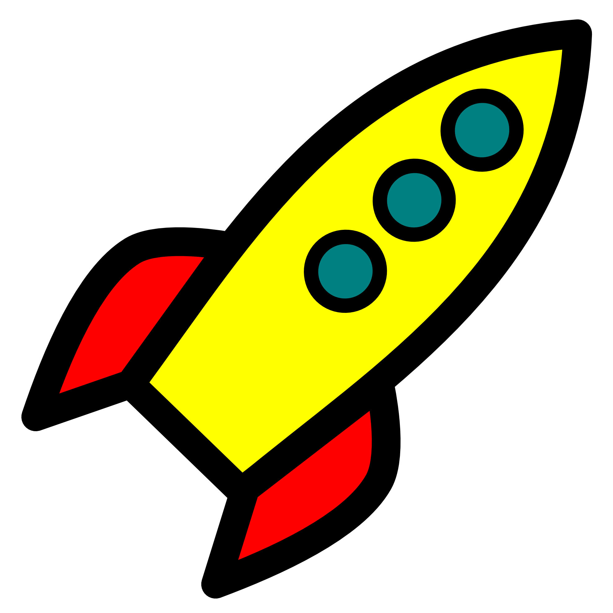 1979x1979 Rocketship Pictures Of A Rocket Ship Free Download Clip Art