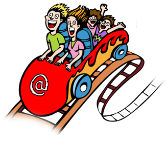 325x277 Roller Coaster User Experience Land Rollercoaster Rides Clipart
