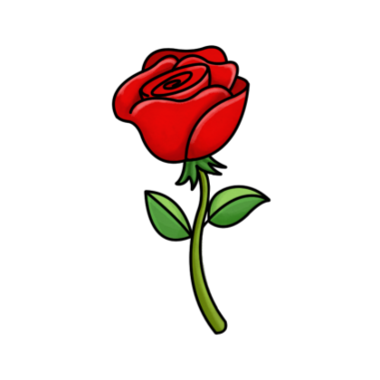 420x420 Roses Cartoon Group