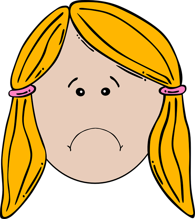 640x720 Sadness Clipart Disappointed Face