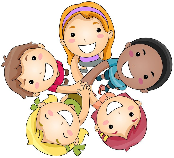 736x669 Free School Children Clipart Image