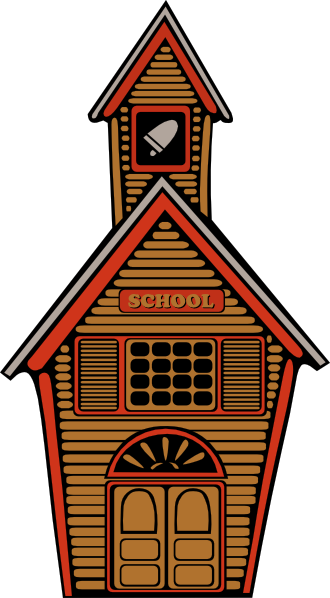 330x598 School (Country) Clip Art