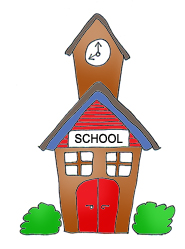 185x249 Free Clipart Of School Building