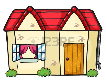 450x356 Illustration Of School Landscape Royalty Free Cliparts, Vectors