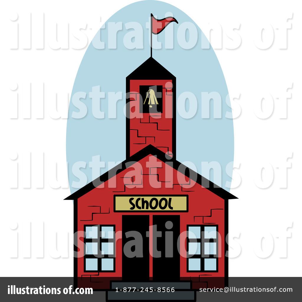 1024x1024 School House Clipart