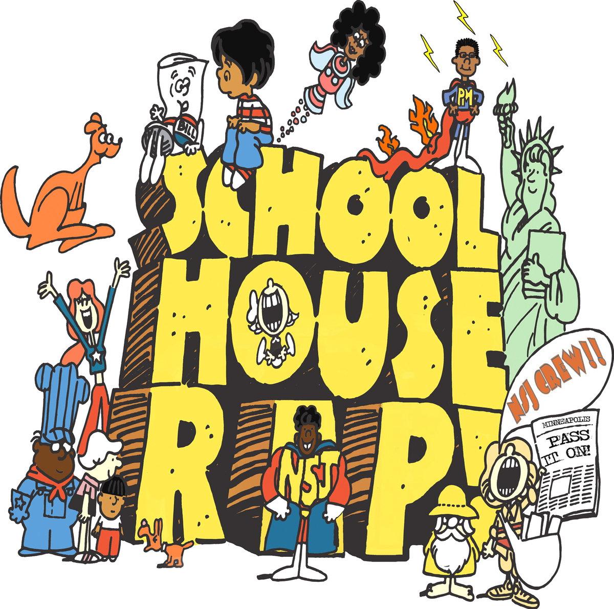 1200x1190 School House Rap Y.n.richkids