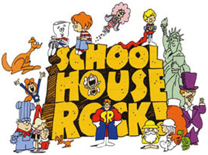420x313 School House Rock! Vintage Games And More School