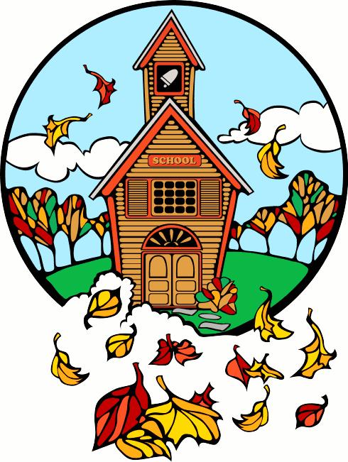 490x651 School Open House Clip Art 16