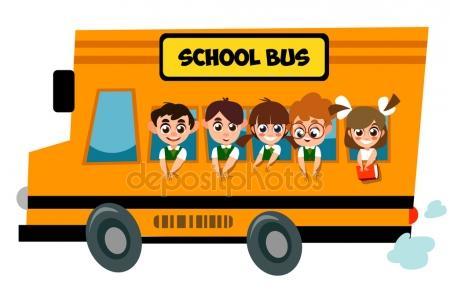 450x299 Bus Driver Cartoon Stock Vectors, Royalty Free Bus Driver Cartoon