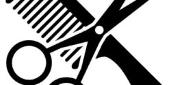 272x125 Hair Scissors Clip Art Clipart Panda