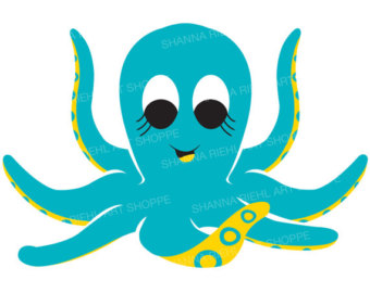 340x270 Cute Clipart Sea Animal