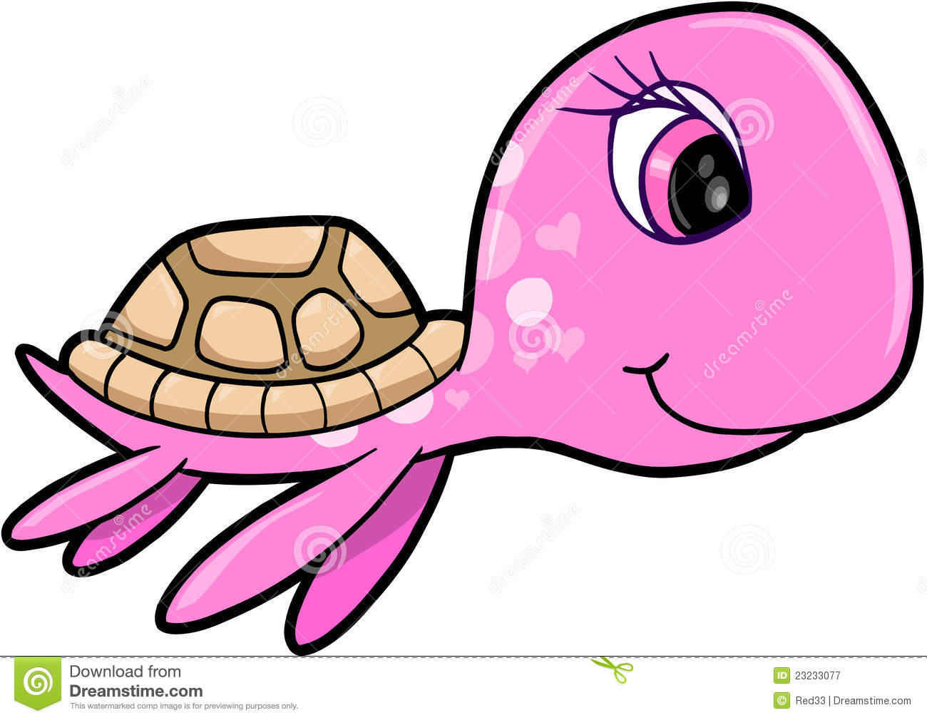 1300x1010 Baby Girl Turtle Panda Free Images Clipart