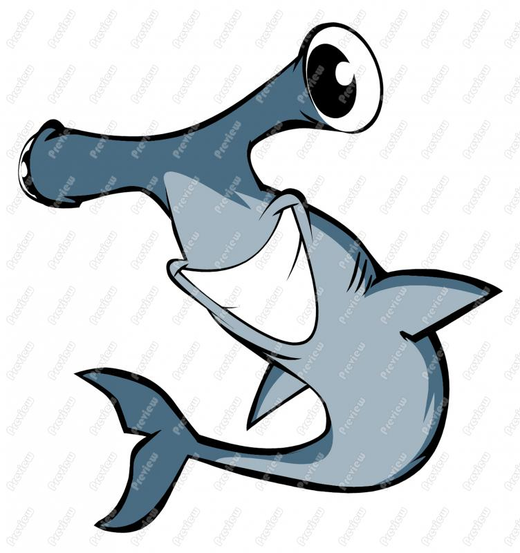 Cartoon Shark Clipart | Free download on ClipArtMag