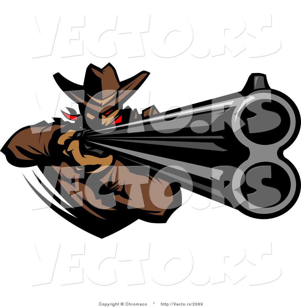 1024x1044 Shotgun Clipart Double Barrel Shotgun