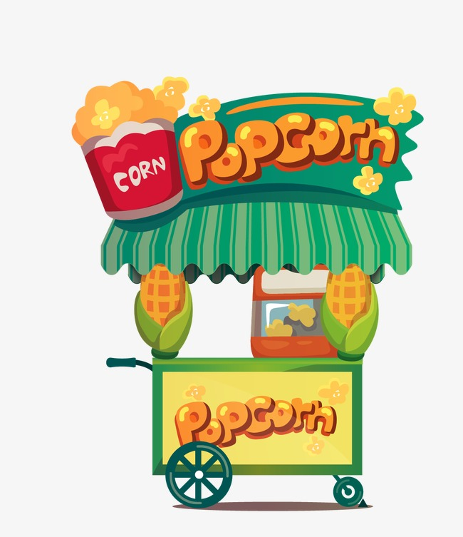 650x753 Cartoon Snack Car, Cartoon, Snack Cart, Snack Png And Vector