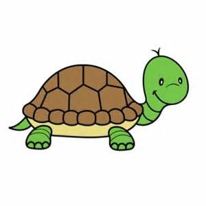 Cartoon Snapping Turtle