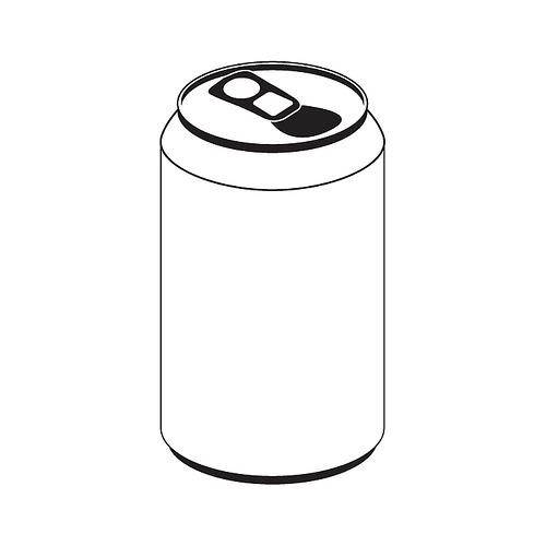 500x500 Soda Can Cartoon Clipart