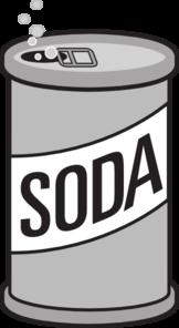 162x296 Soda Can Clip Art