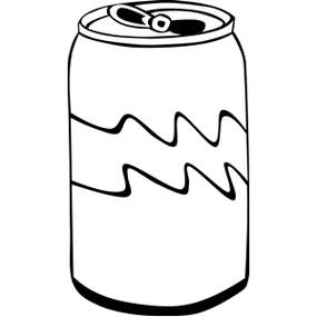 285x285 Soda can clip art clipart free to use resource