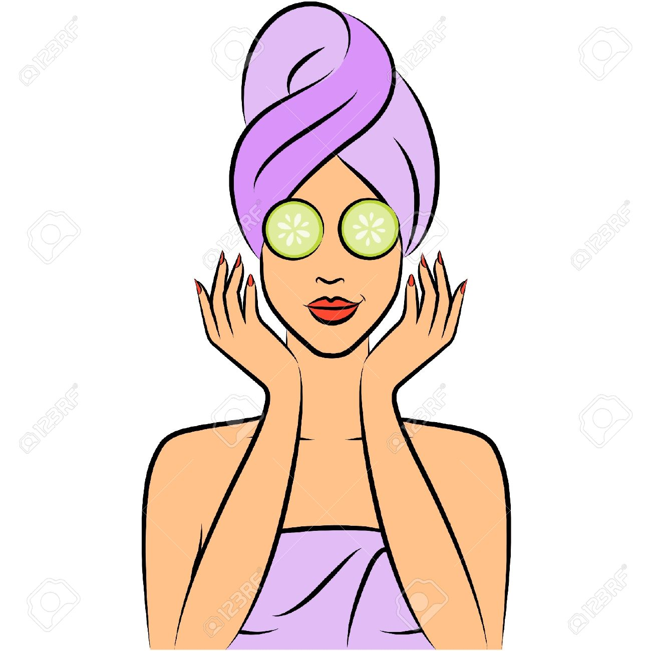 1300x1300 Facial Clip Art Many Interesting Cliparts