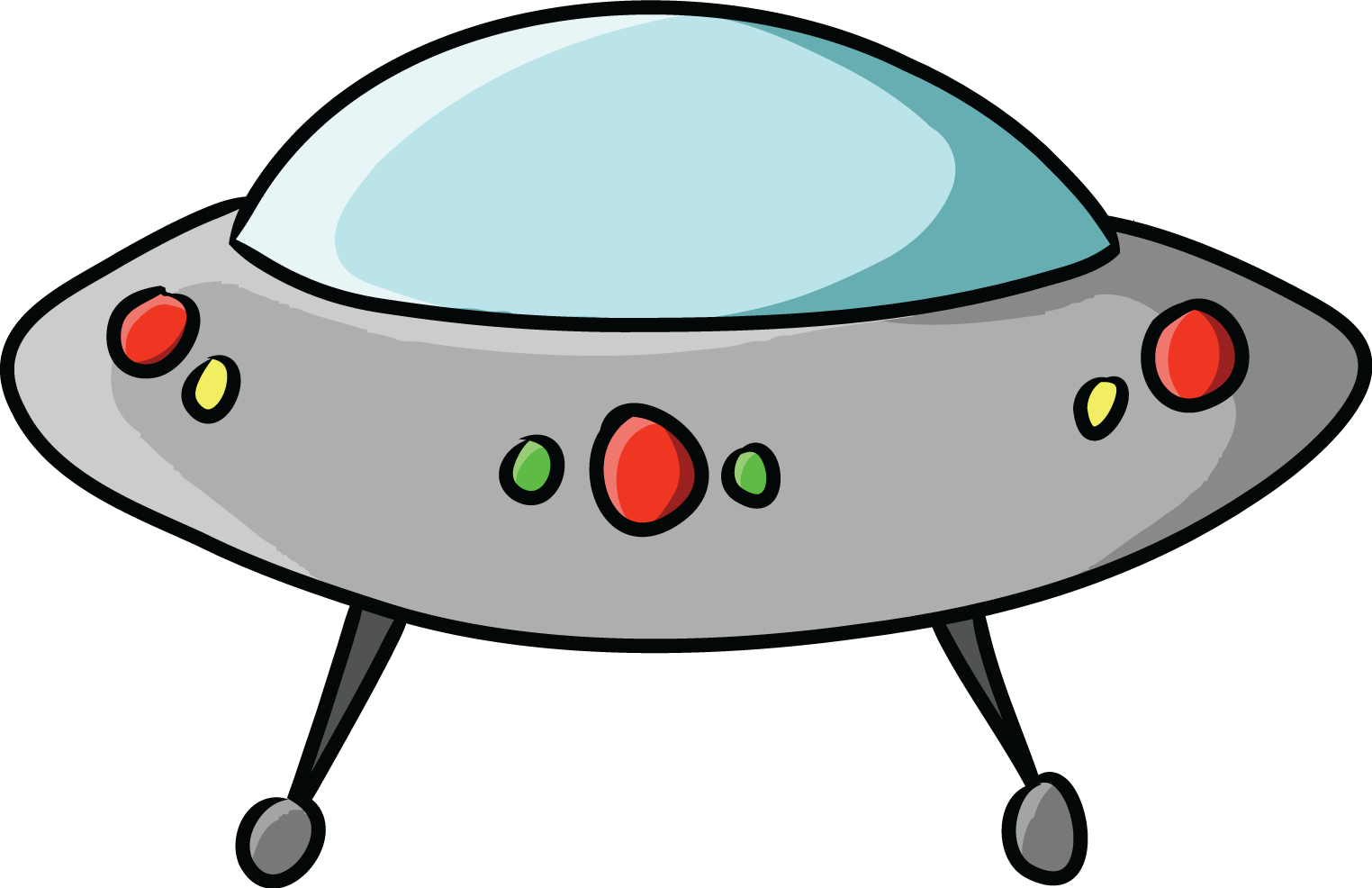 1524x986 Spaceship Clipart Flying Saucer