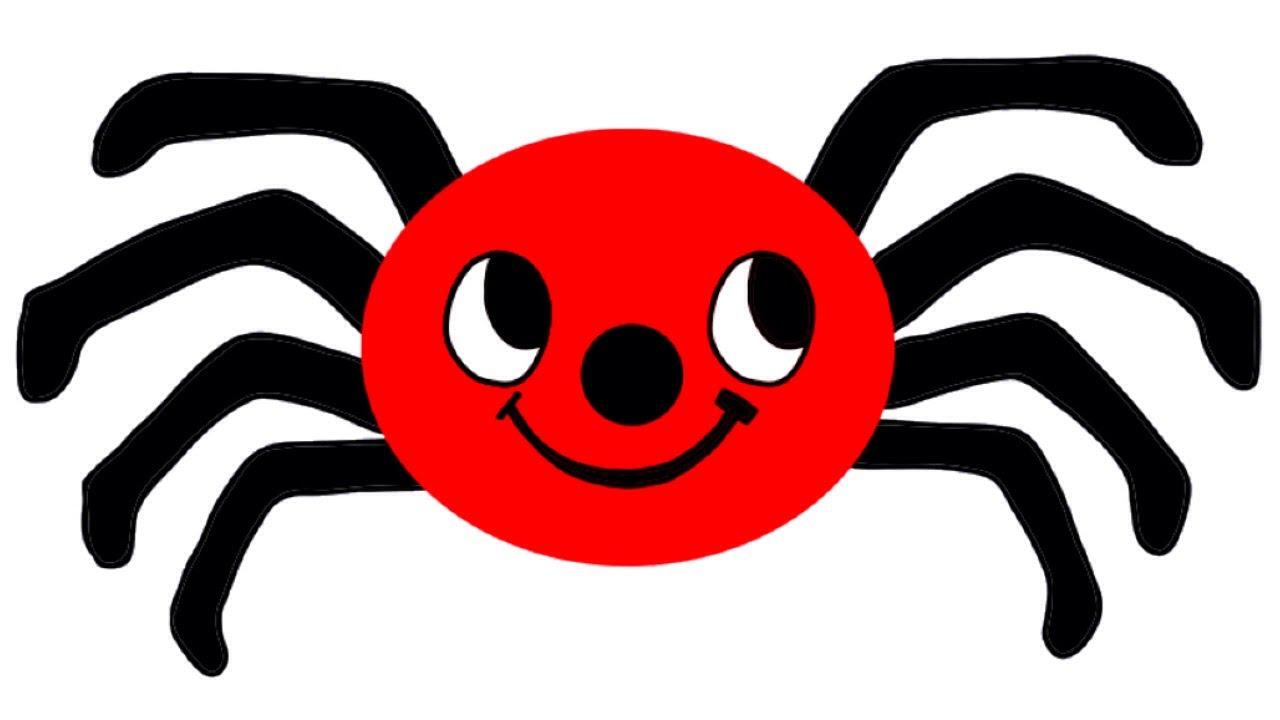 1280x720 Incy Wincy Spider Nursery Rhyme With Lyrics