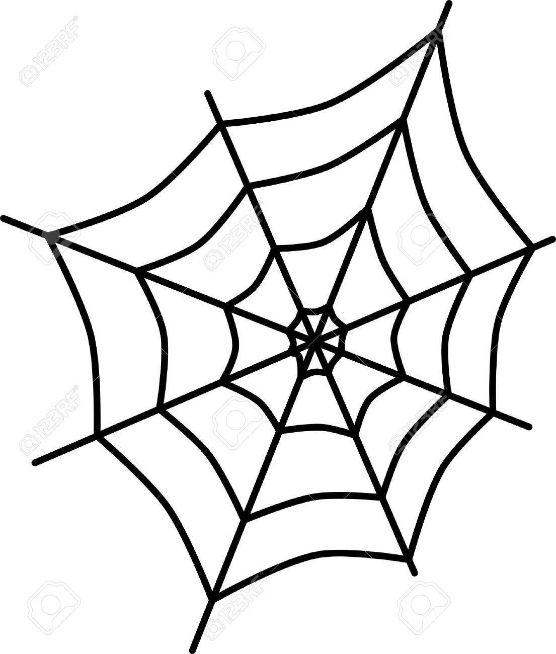 1105x1300 Spider Web Cartoon Drawing Cartoon Spider Web Clipart