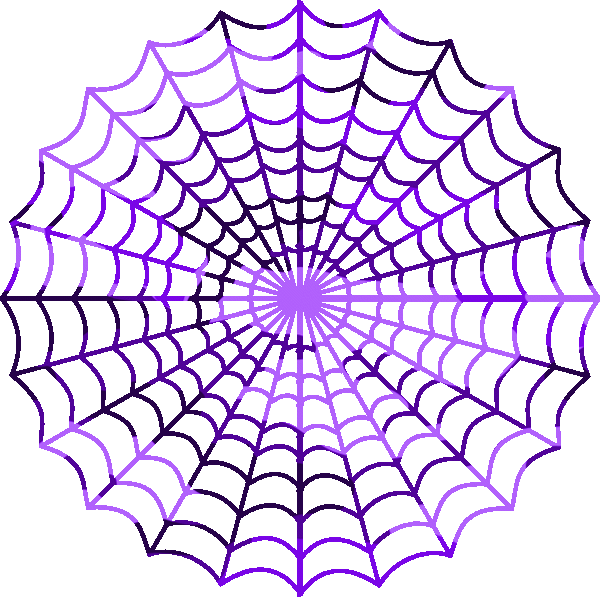 600x597 Camouflage Purple Spiders Web Free Images
