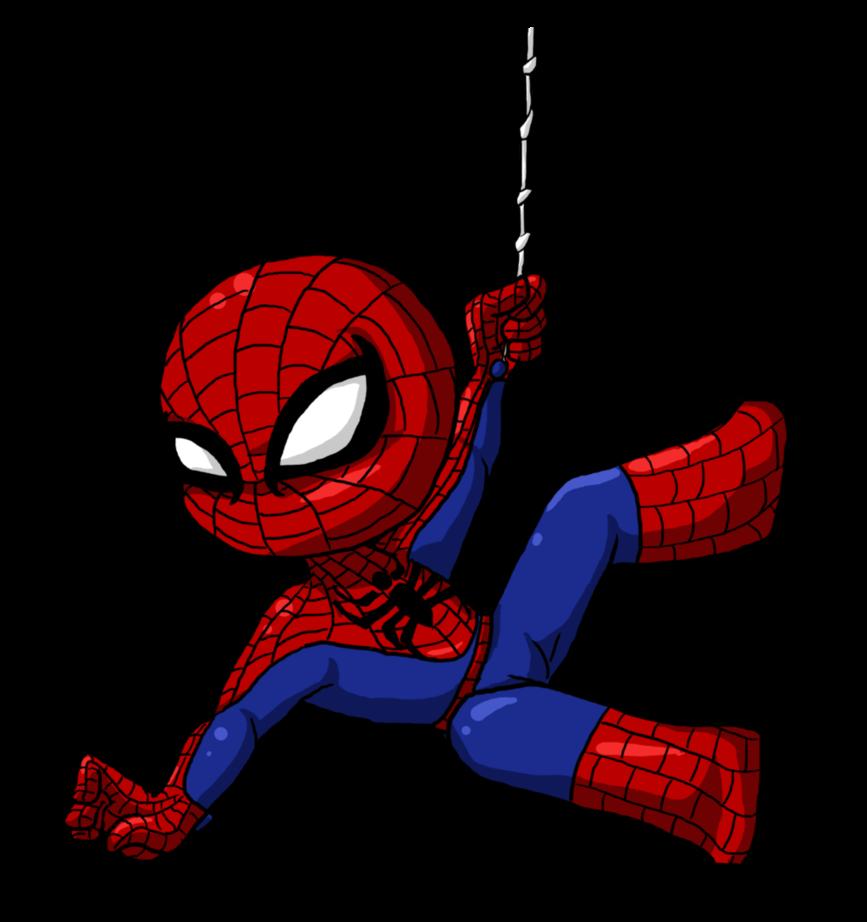 867x922 Web Clipart Spiderman Cartoon