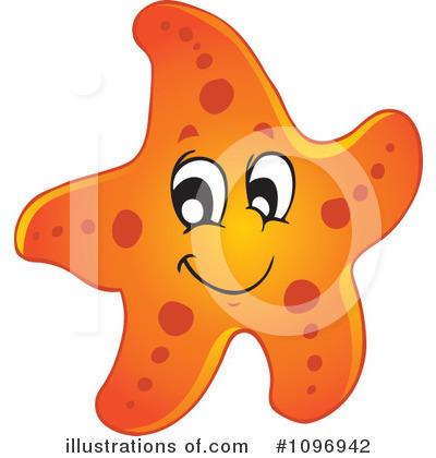 400x420 Starfish Clipart Cartoon