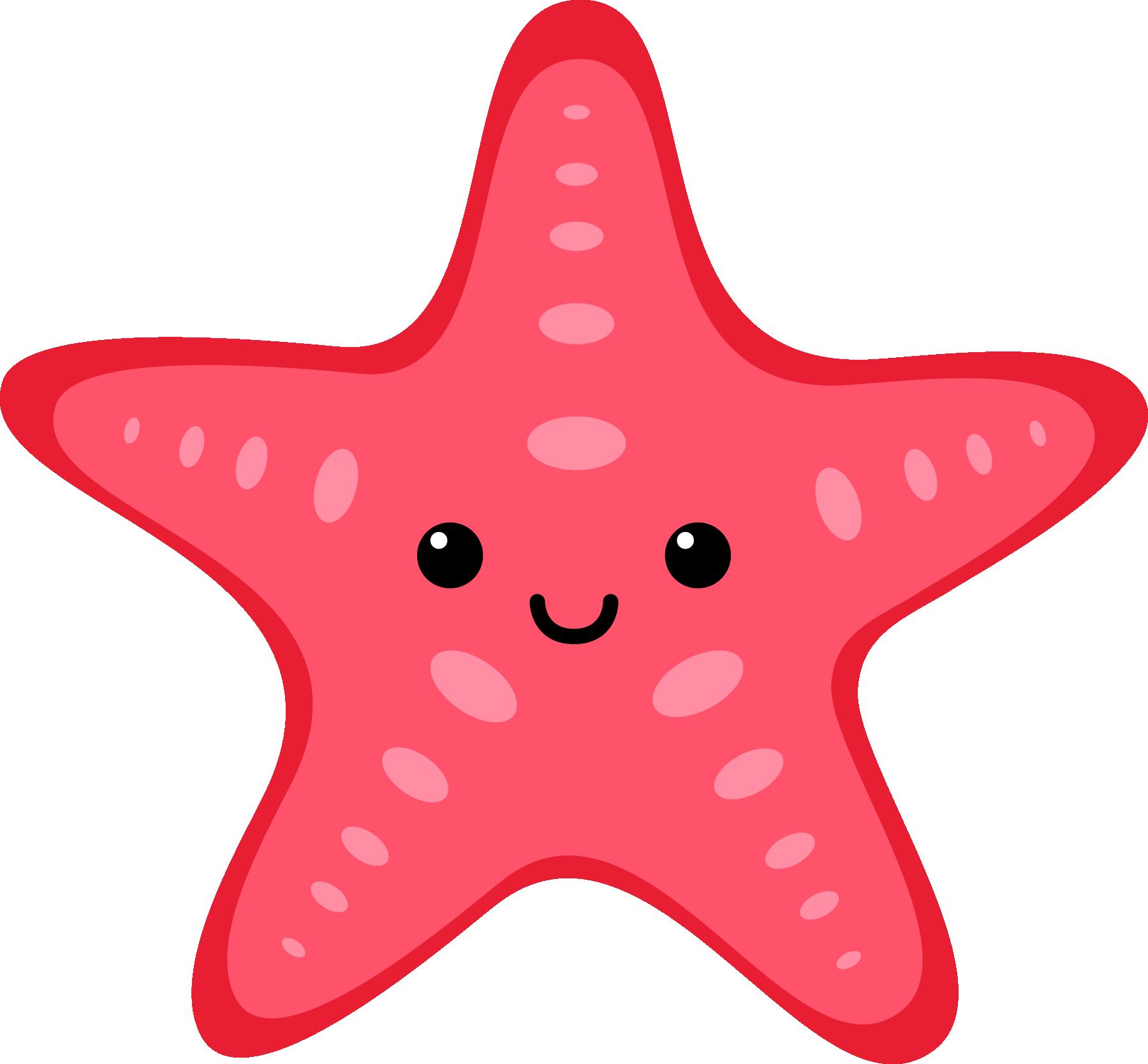 1800x1668 Starfish Clipart Sea Life