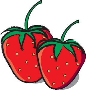 287x300 Free Strawberries Clipart Image 0515 0905 2701 1609 Food Clipart